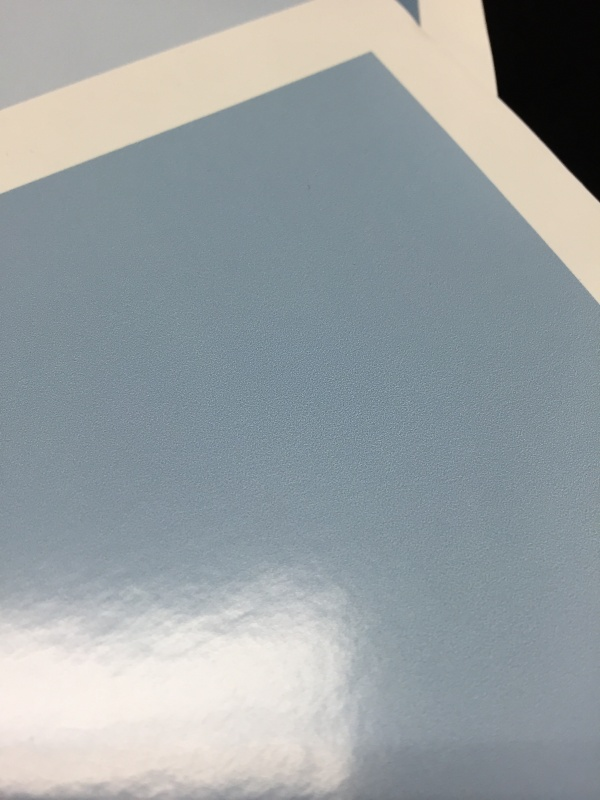 HP LATEX 330 Colour (Fuzzy - Grainy - Blurry ) Quality